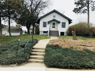 Pierre Single Family Home For Sale: 121 S Washington Ave
