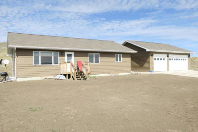 Ft. Pierre Single Family Home For Sale: 29774 S. Sd Hwy. 1806