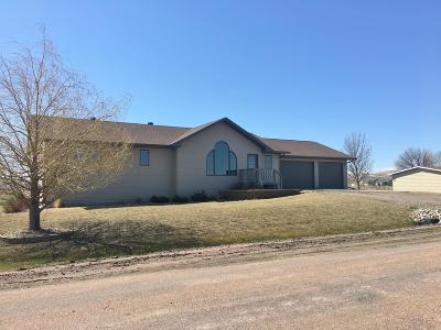 Ft. Pierre Single Family Home For Sale: 405 Fort Chouteau Road