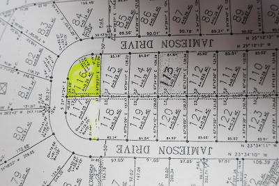 Ft. Pierre Residential Lots & Land For Sale: 210 Jamison Drive