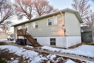 Pierre Single Family Home For Sale: 415 & 419 S Pierce