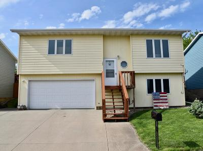 Pierre Single Family Home For Sale: 102 Village Drive