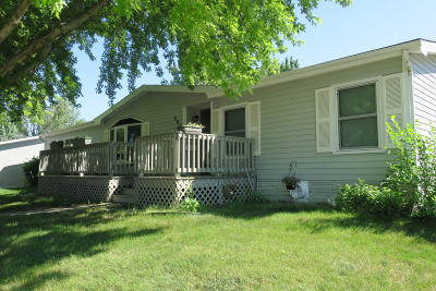 Pierre Single Family Home For Sale: 904 Manchester Dr