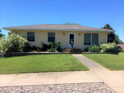 Pierre Single Family Home For Sale: 1005 W 2nd Street