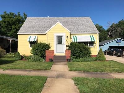 Pierre Single Family Home For Sale: 622 N Central Avenue