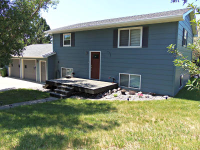 Pierre Single Family Home For Sale: 715 N Taylor Avenue