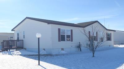 Pierre SD Single Family Home For Sale: $52,500