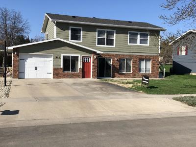 Pierre SD Single Family Home For Sale: $185,000