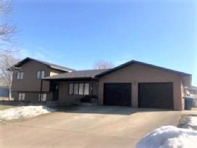 Pierre Single Family Home For Sale: 816 Currant Drive