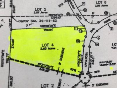 Huron Residential Lots & Land For Sale: Lot 4 Kotas Country Estates