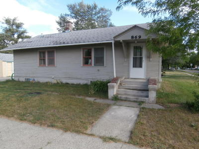 Huron SD Single Family Home For Sale: $39,000