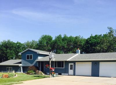 Huron Single Family Home For Sale: 1303 N Frontier Dr SW