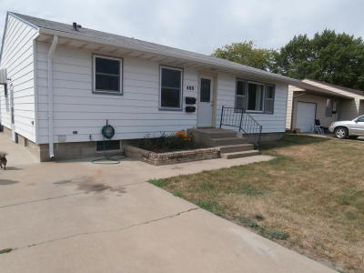 Huron SD Single Family Home For Sale: $105,000