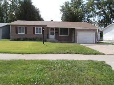 Huron SD Single Family Home For Sale: $127,500