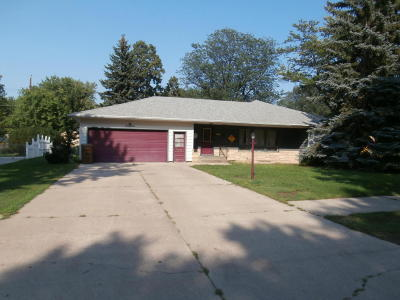 Single Family Home For Sale: 1700 McDonald Dr
