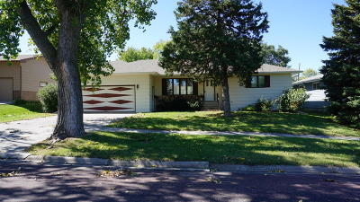 Wessington Springs Single Family Home For Sale: 311 S Wallace