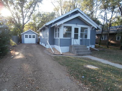 Huron SD Single Family Home For Sale: $82,000