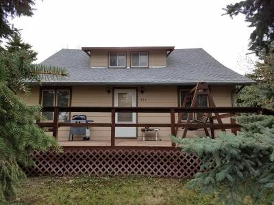 Wolsey Single Family Home For Sale: 353 Maple Ave SE