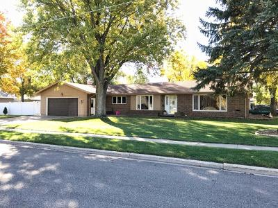 Single Family Home For Sale: 730 Madison Blvd