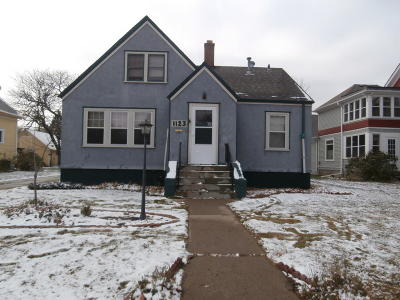 Single Family Home For Sale: 1123 Illinois Ave SW