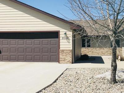Huron Single Family Home For Sale: 2061 Meadowlark Ln