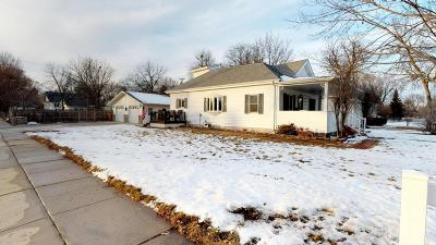 Single Family Home For Sale: 1175 Wisconsin Ave SW