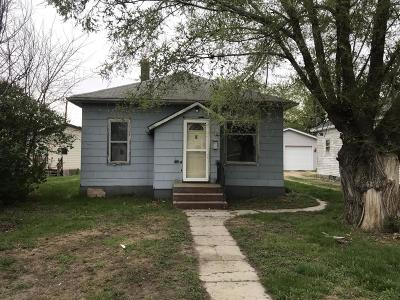 Huron SD Single Family Home For Sale: $29,000