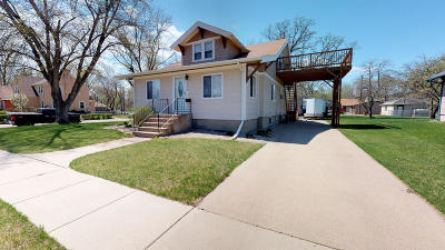 Single Family Home For Sale: 1275 Illinois Ave SW