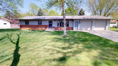 Huron SD Single Family Home For Sale: $182,500