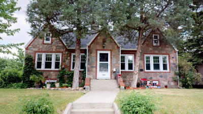Single Family Home For Sale: 1006 Wisconsin Ave SW