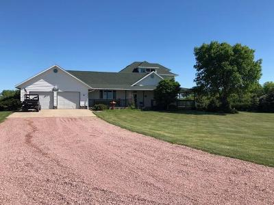 Single Family Home For Sale: 41778 Us Hwy 14