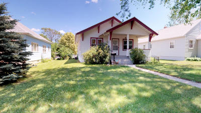 Single Family Home For Sale: 930 Utah Ave SE