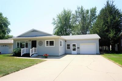 Huron Single Family Home For Sale: 366 16th St SE