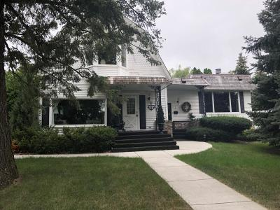 Single Family Home For Sale: 109 S College Ave