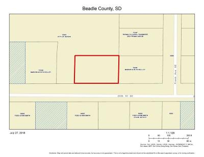 Huron SD Residential Lots & Land For Sale: $19,000