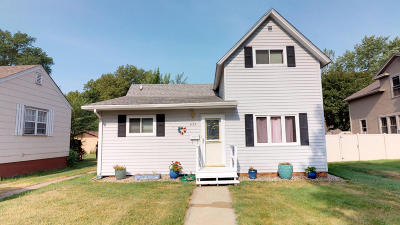 Huron SD Single Family Home For Sale: $120,000
