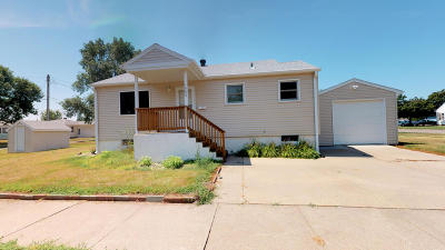 Huron SD Single Family Home For Sale: $93,000