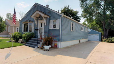 Single Family Home For Sale: 846 12th St SW