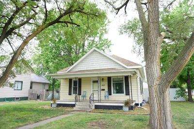 Huron Single Family Home For Sale: 1107 Colorado Ave SW