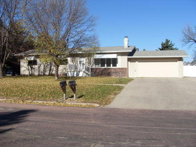 Huron Single Family Home For Sale: 805 15th St SE