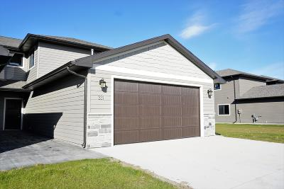 Huron Single Family Home For Sale: 331 26th St SE