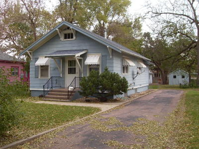 Huron Single Family Home For Sale: 1236 Ohio Ave SW