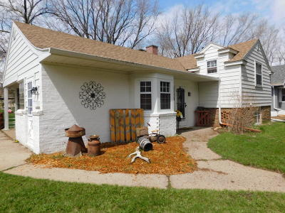 Huron SD Single Family Home For Sale: $129,900