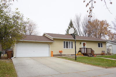 Huron SD Single Family Home For Sale: $179,500
