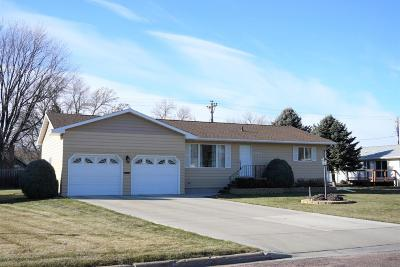 Huron SD Single Family Home For Sale: $168,000