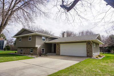Huron Single Family Home For Sale: 1544 Gridiron Pl