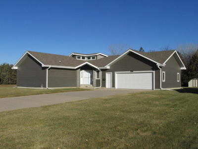 Huron Single Family Home For Sale: 1860 Meadowlark Ln SW