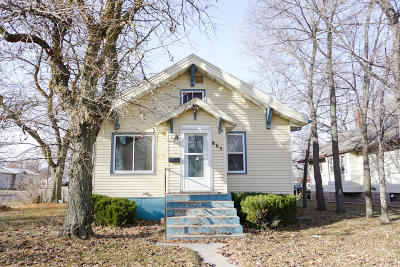 Huron Single Family Home For Sale: 865 Beach Ave SE