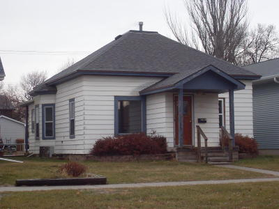 Huron SD Single Family Home For Sale: $48,900