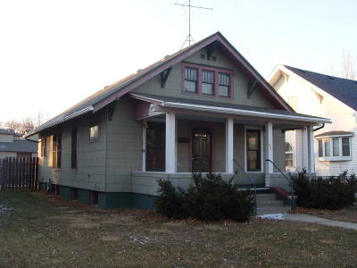 Huron SD Single Family Home For Sale: $46,500